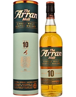 The Arran Malt - 10 Years Old Single Malt 46%